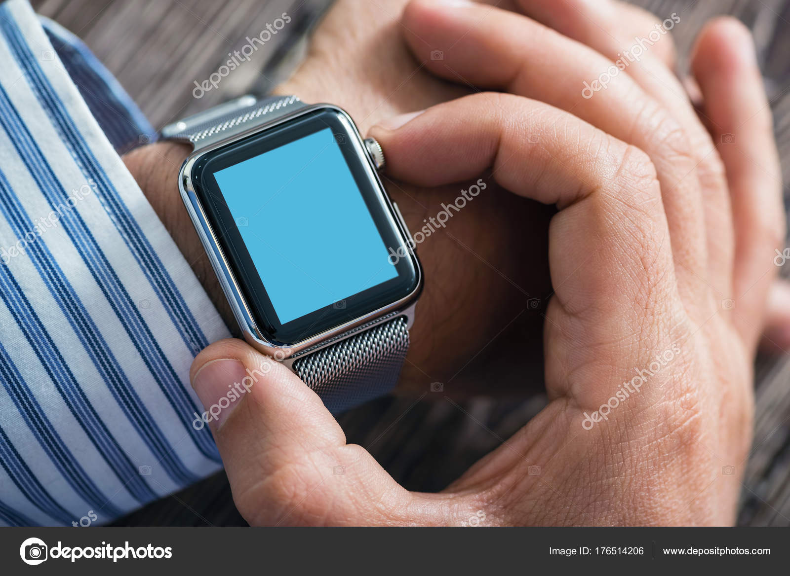 Imágenes: relojes digitales de mano | Hombre ajuste Reloj