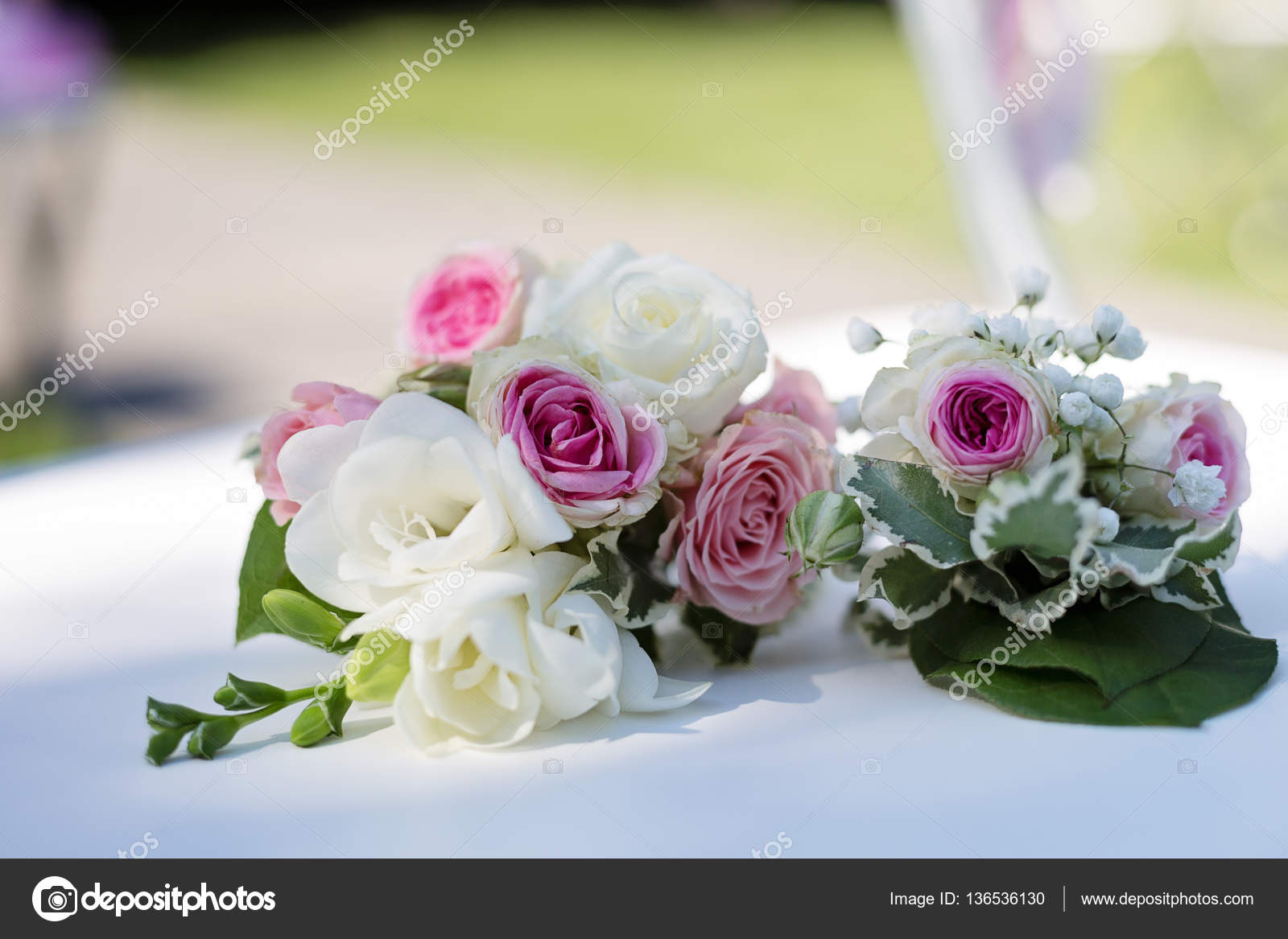 Close up of small flower bouquets stock photo victoriasky1 close up of small flower bouquets photo by victoriasky1 izmirmasajfo