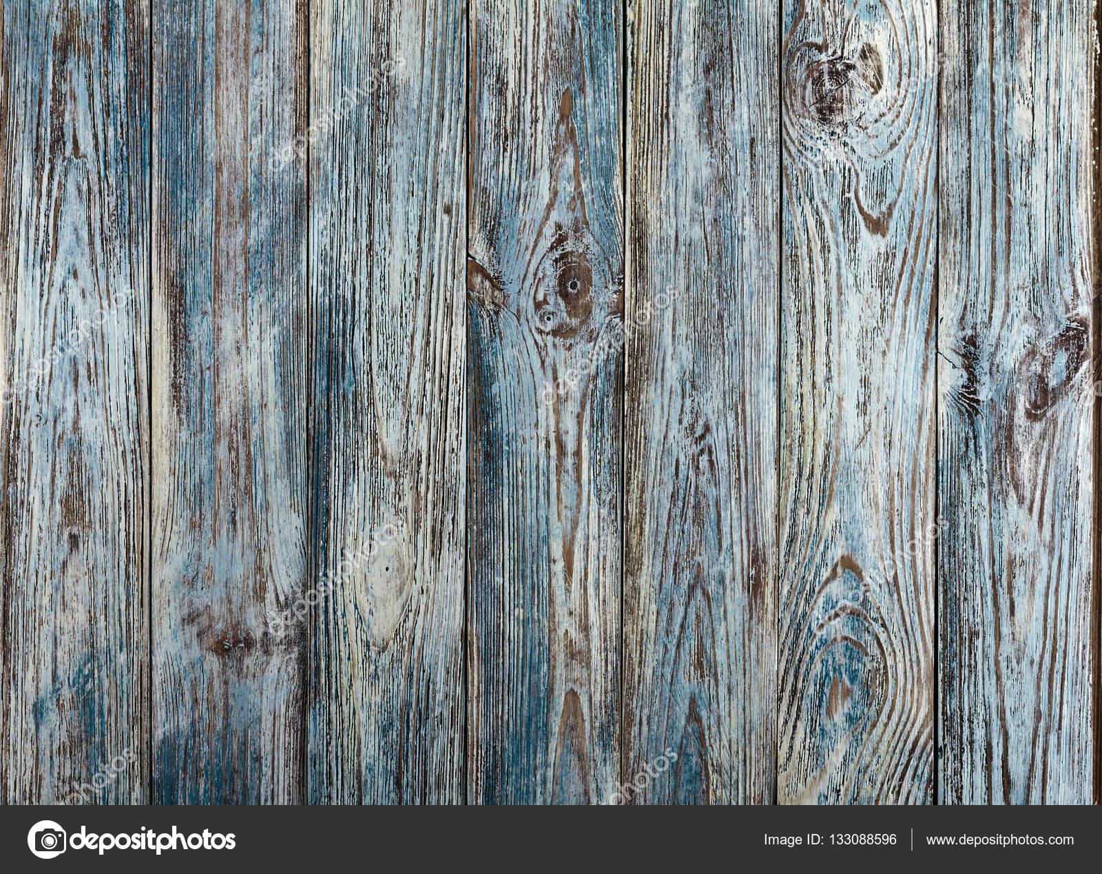 grau blau lackierten Grunge Holzplanken Hintergrund Board oder
