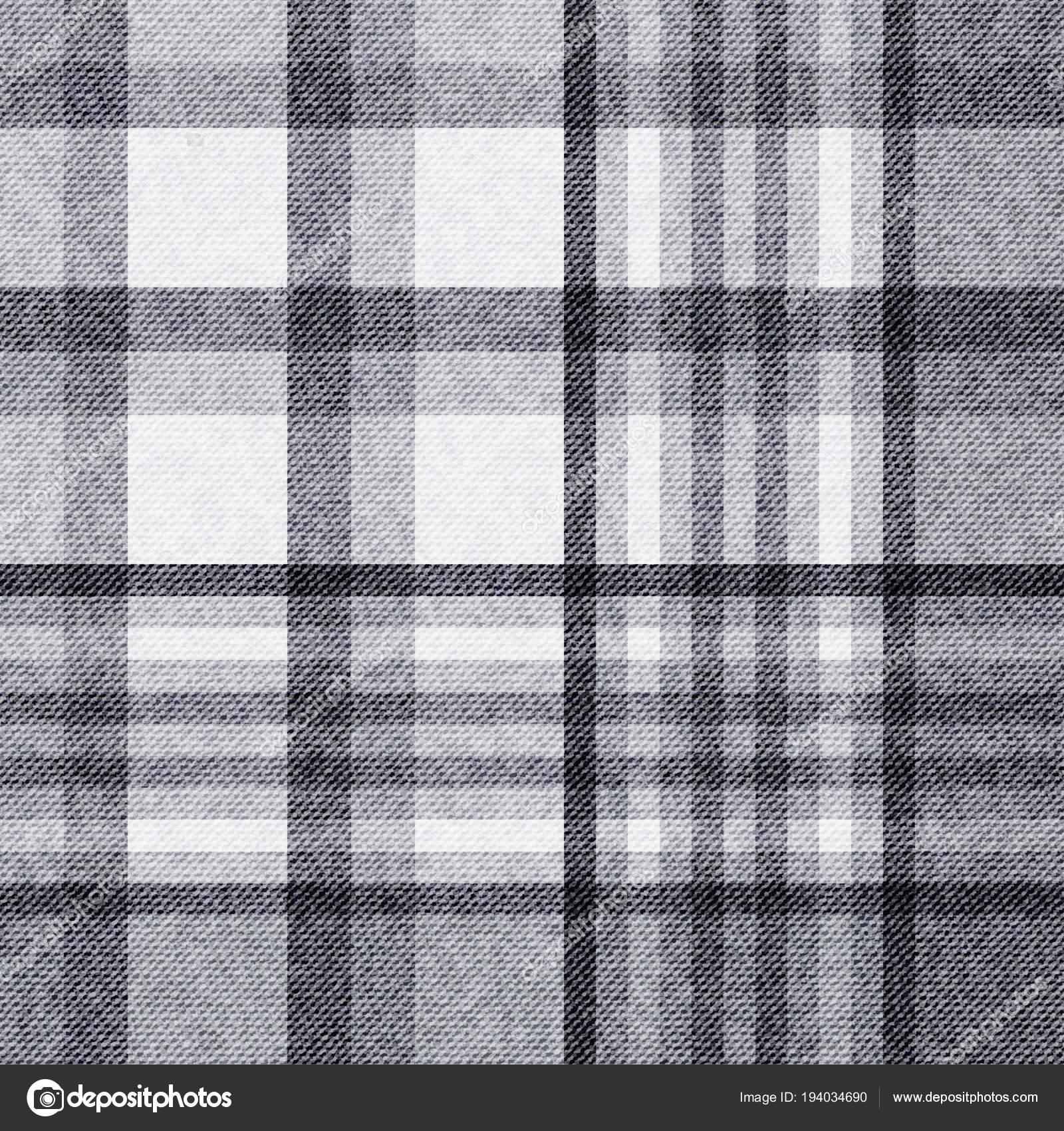 Plantilla Cuadros Fondo Transparente Tela Tela Escocesa Fondo Vector ...