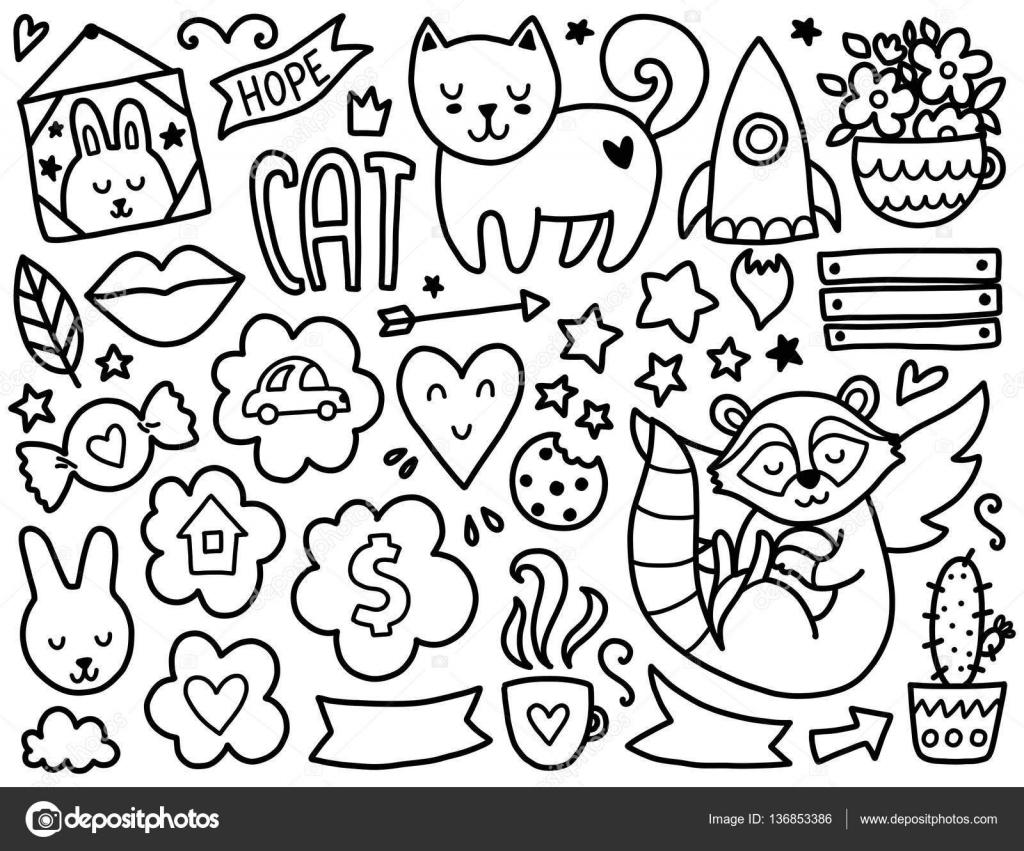 Kleurplaten Cute Dieren Idee 235 N Over Kleurpagina S Voor