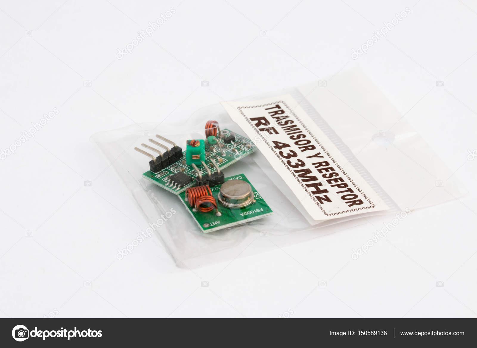 Arduino Y Módulos Electrónicos Listo Para Proyectos Diy