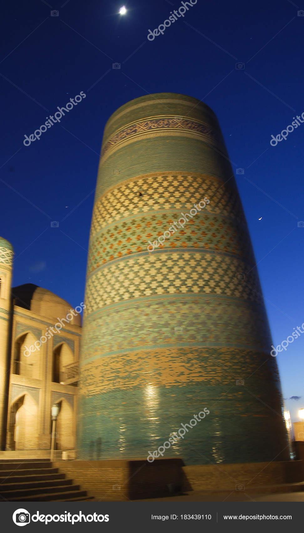 As Paredes Antigas E Bonitas De Khiva Stock Photo Tecnico 183439110 -> Fotos De Paredes Bonitas