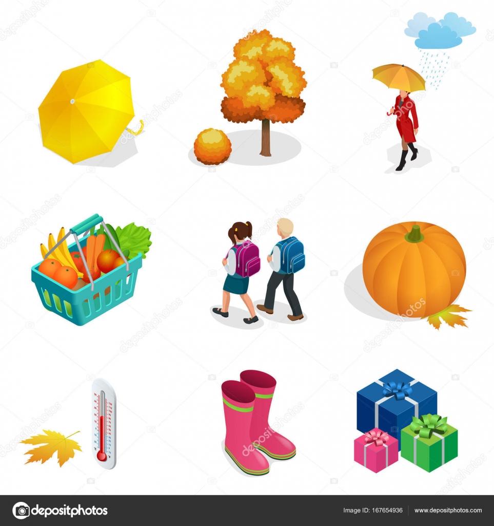 Картинка корзины с фруктами и овощами