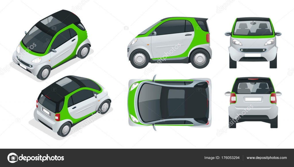 Hi Tech Automotive >> Vector Compact Small Car Small Compact Hybrid Vehicle Eco