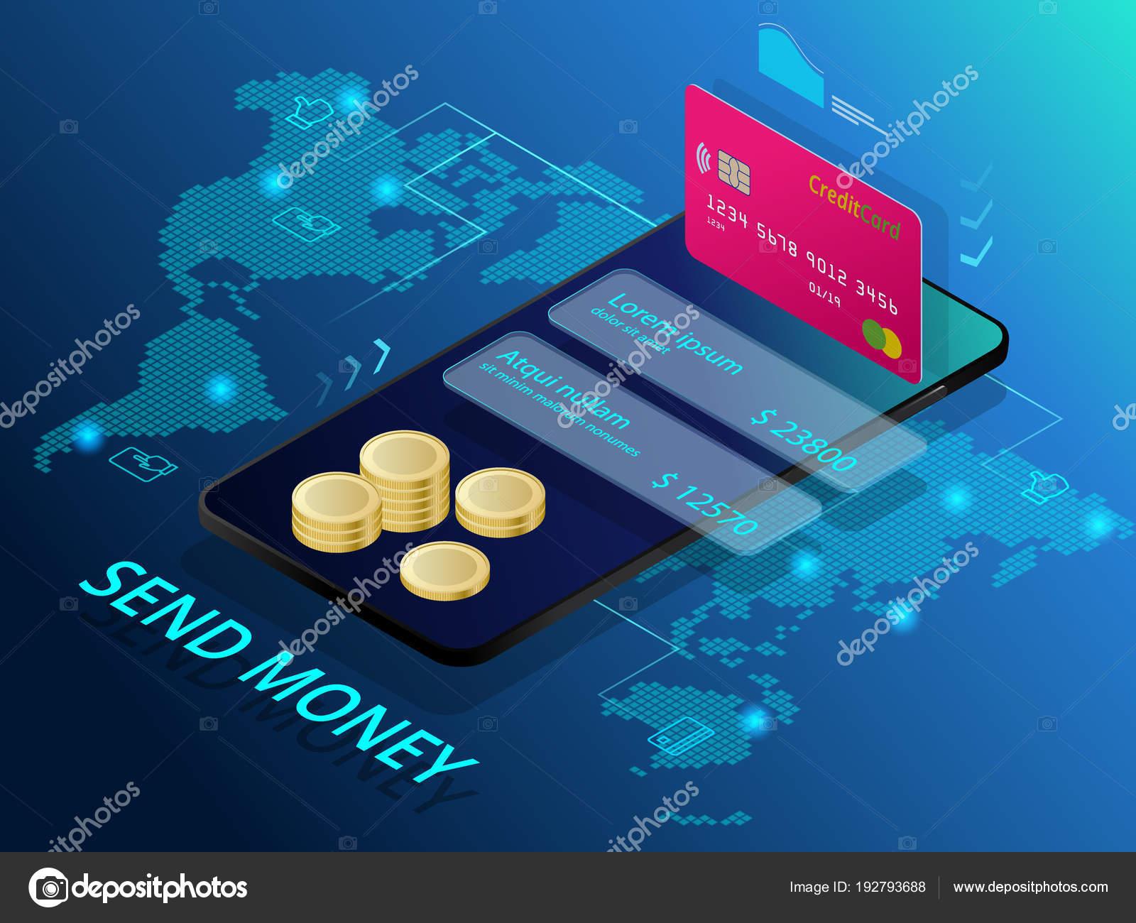 geld over maken
