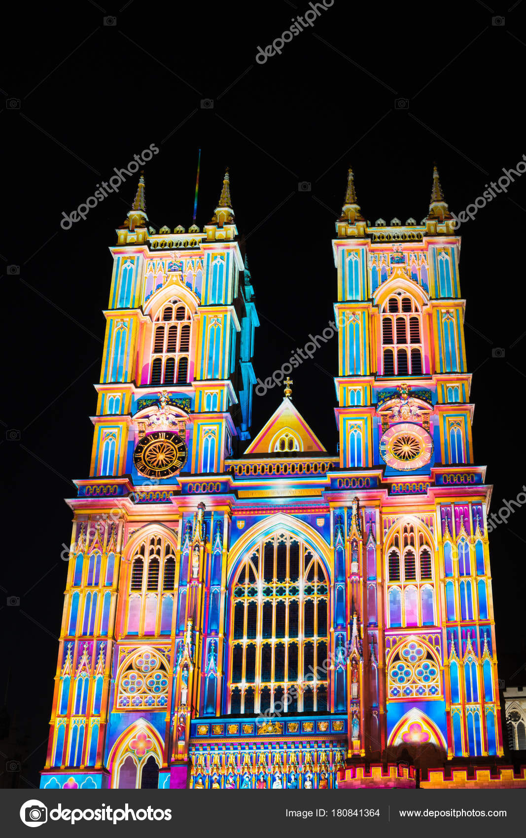 London Januar 2018 Rahmen Des Lumiere London Patrice Warrener Das ...