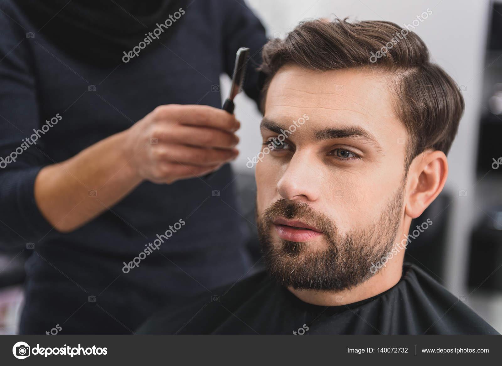 Hairstyle men indian