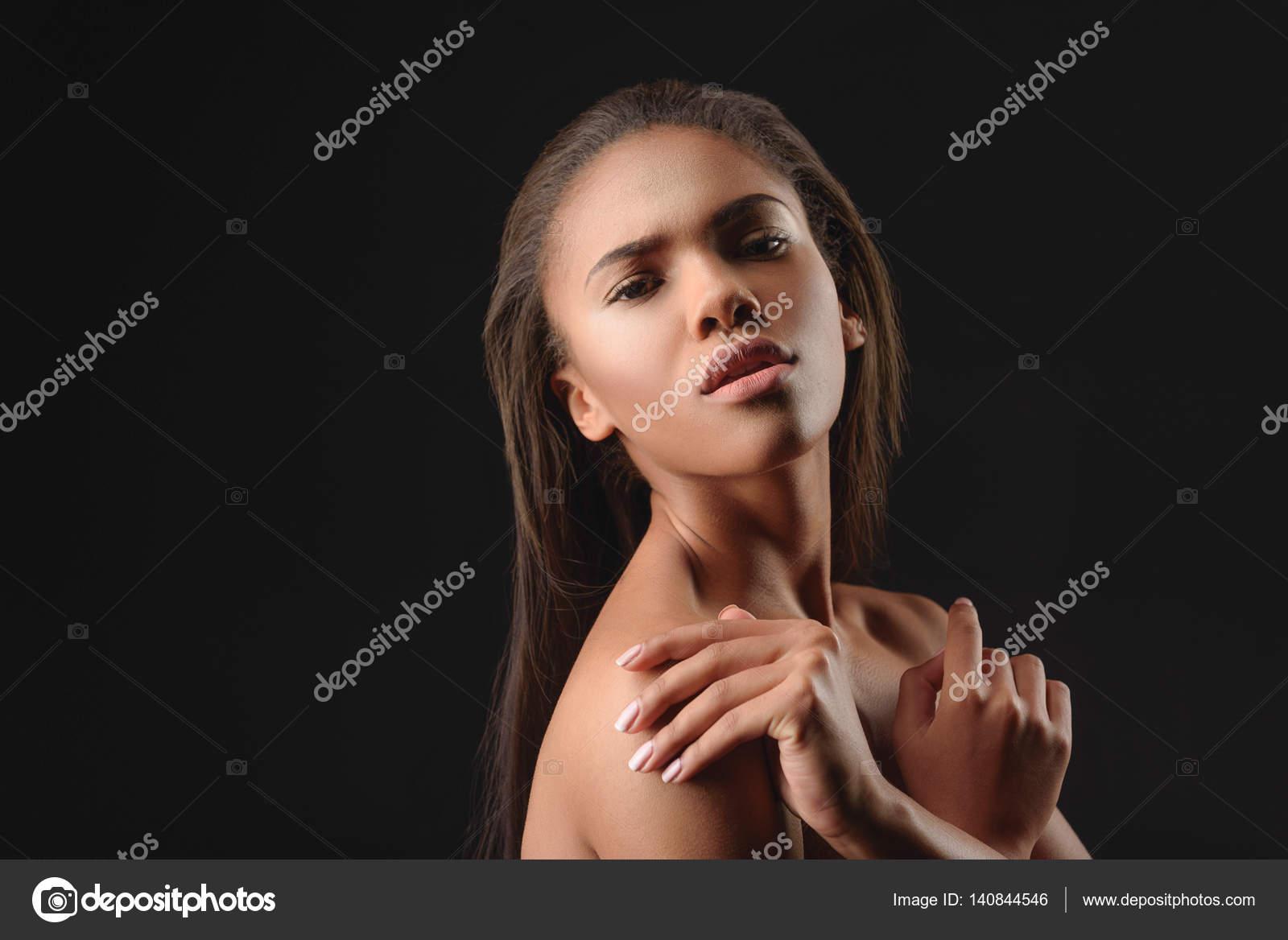 sexy naakte Afrikaanse meisjes