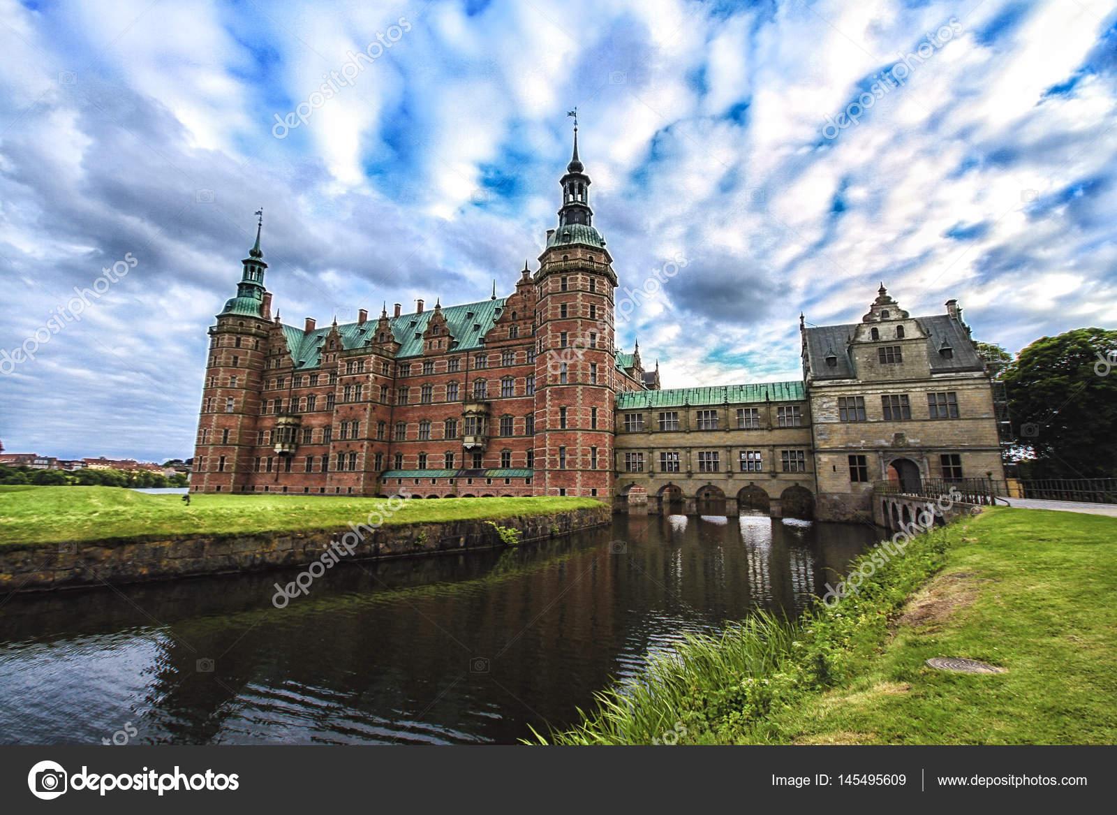 Das Schloss Frederiksborg Schloss Frederiksborg Befindet Sich Oder