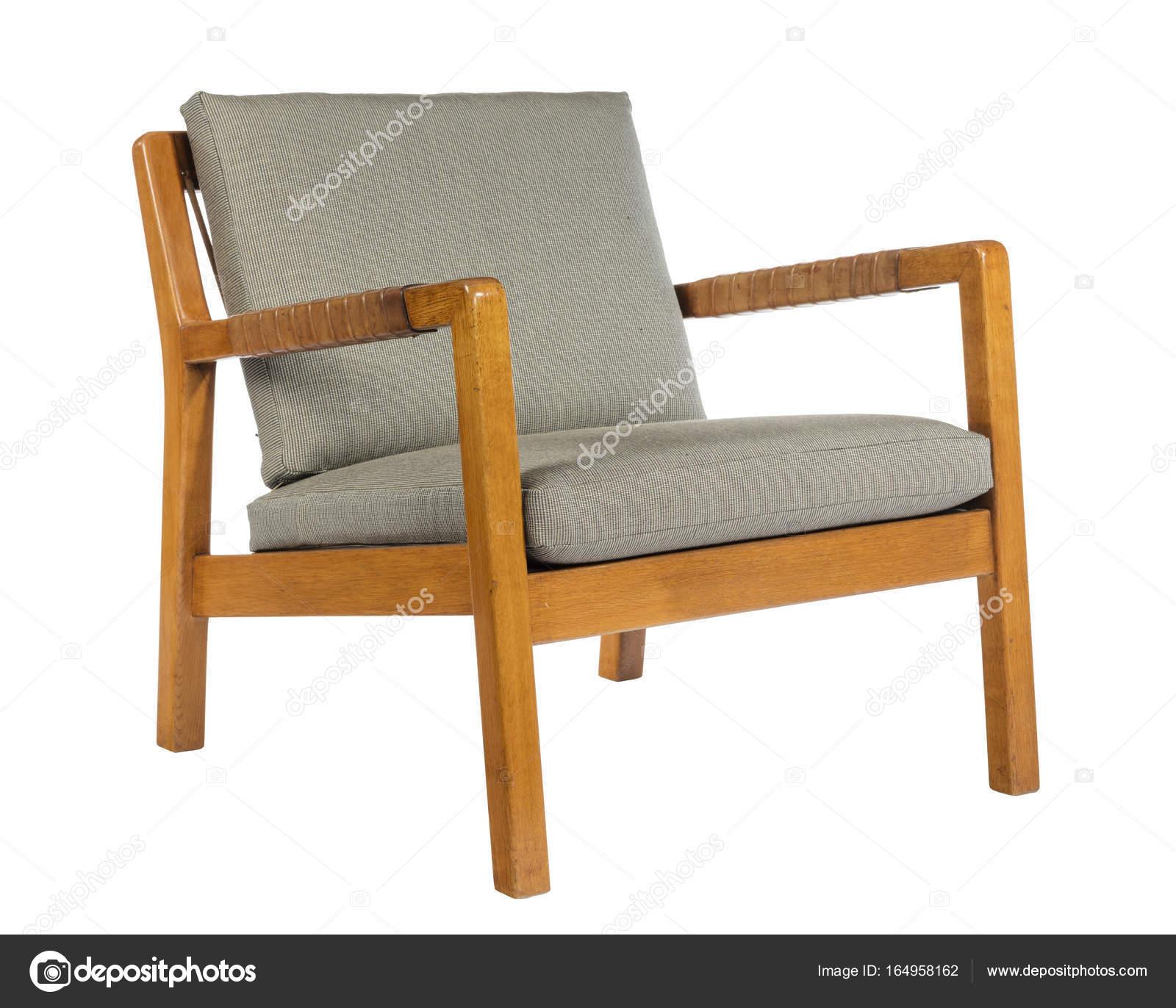 Erstaunlich Stuhl Gepolstert Galerie Von 60er Jahre Style Platzgestaltung — Stockfoto