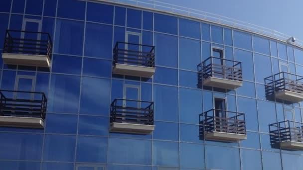Moderní architektura hotelu