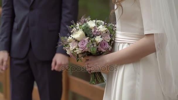 Menyasszony és a vőlegény, a ceremónia