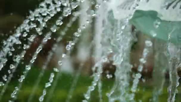 Gocce dacqua nella Fontana