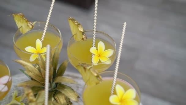 Tropischen Cocktalis im freien