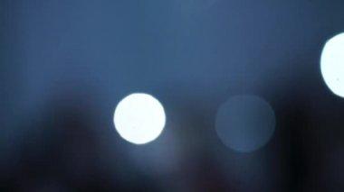 Lights of mobile phone flashlights