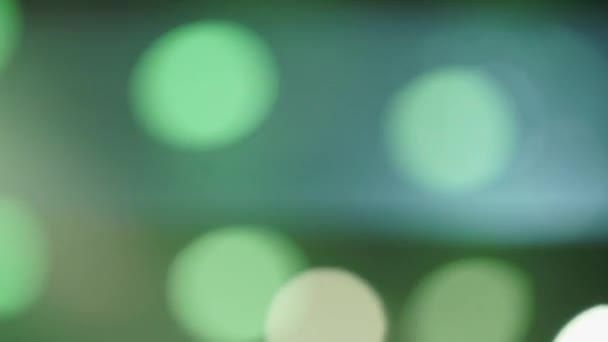Disco světla na večírku