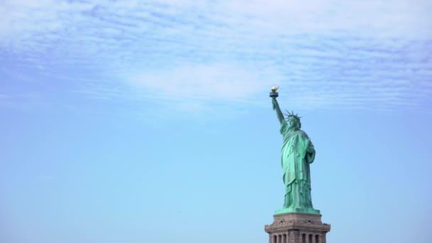 Lady Liberty szobor New Yorkban, USA.