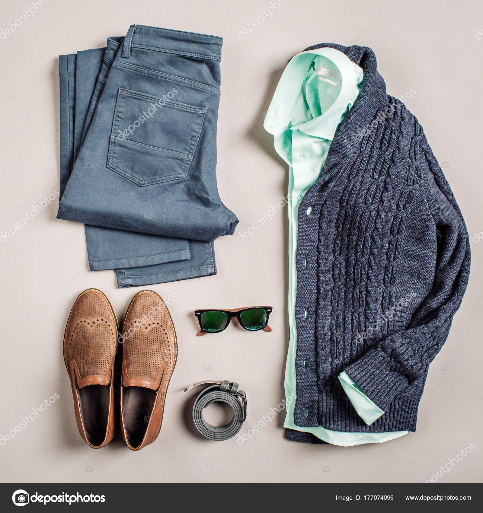 504128eb3a4a2 conjunto de moda de lujo para hombres  chaqueta