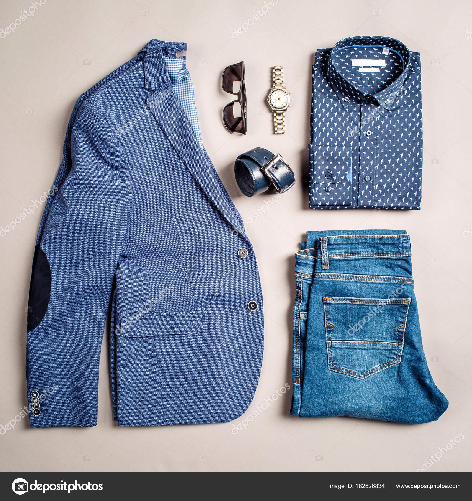 Πολυτελή Ανδρών μόδας σετ  σακάκι 661c9232c24