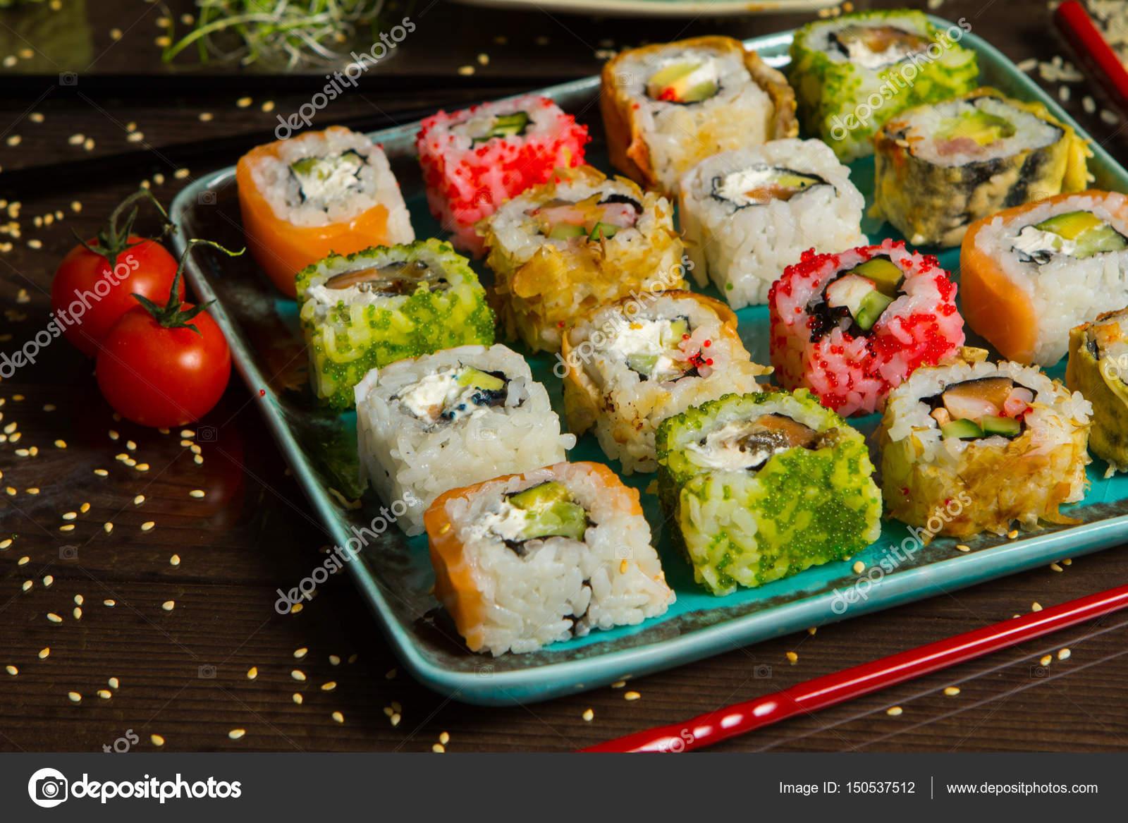 sushi slags