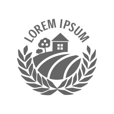 Agricultural industry logo