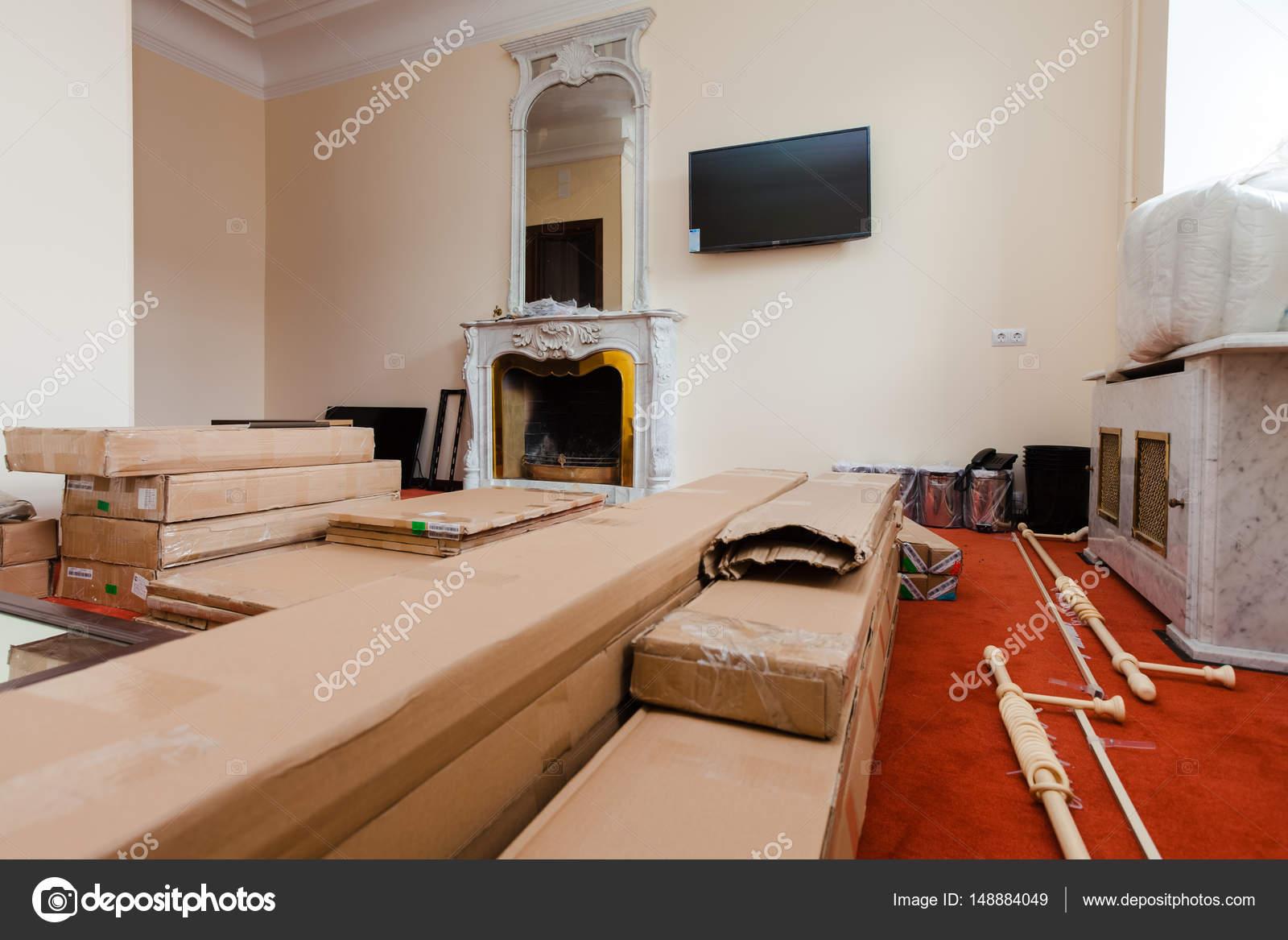 Tv In Vloer : Bouwmaterialen meubels telefoon zijn vloer appartement met retro