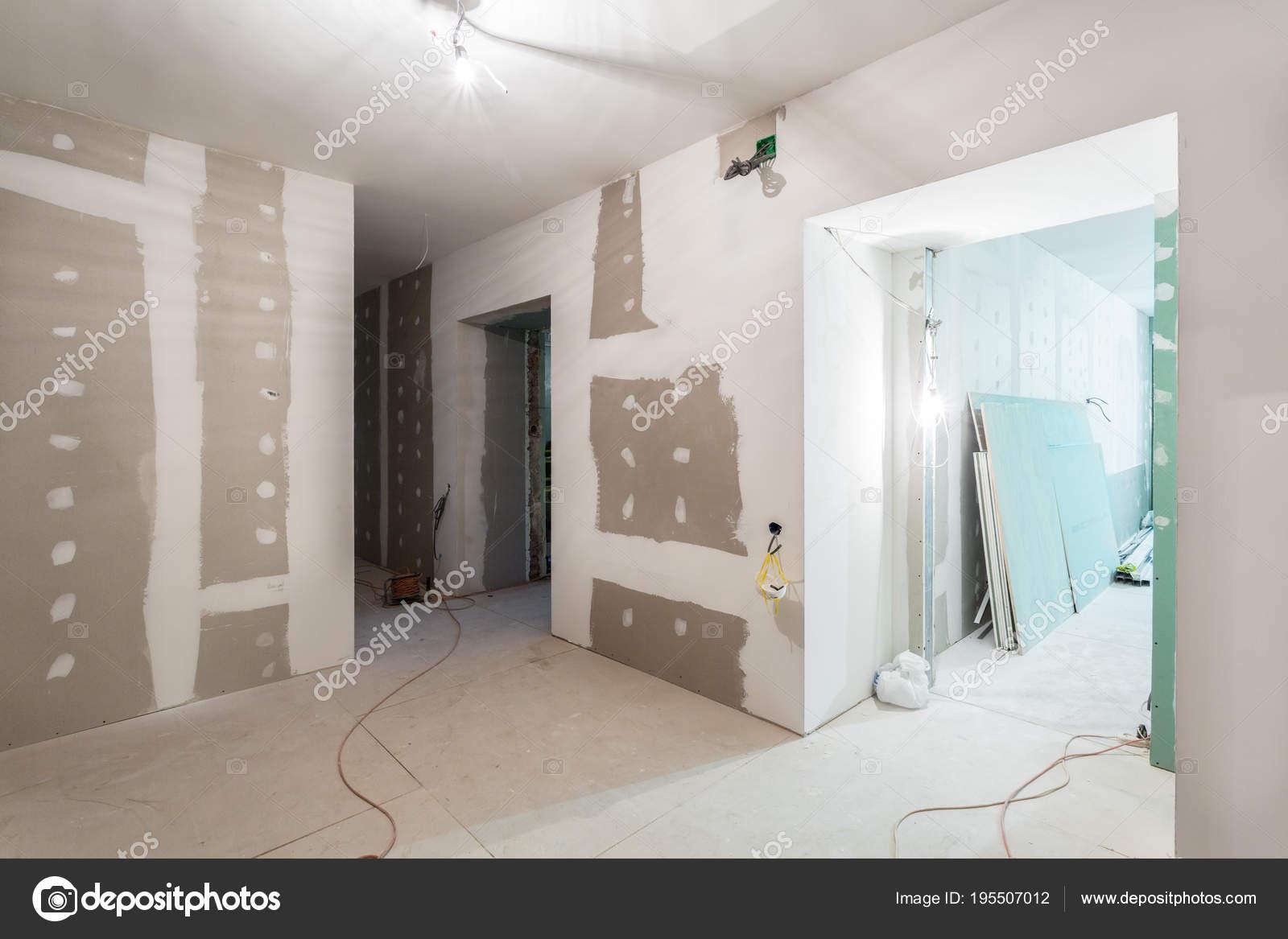 Marcos De Metal Y Placas De Yeso Drywall Para Paredes De Yeso Y - Placas-para-paredes