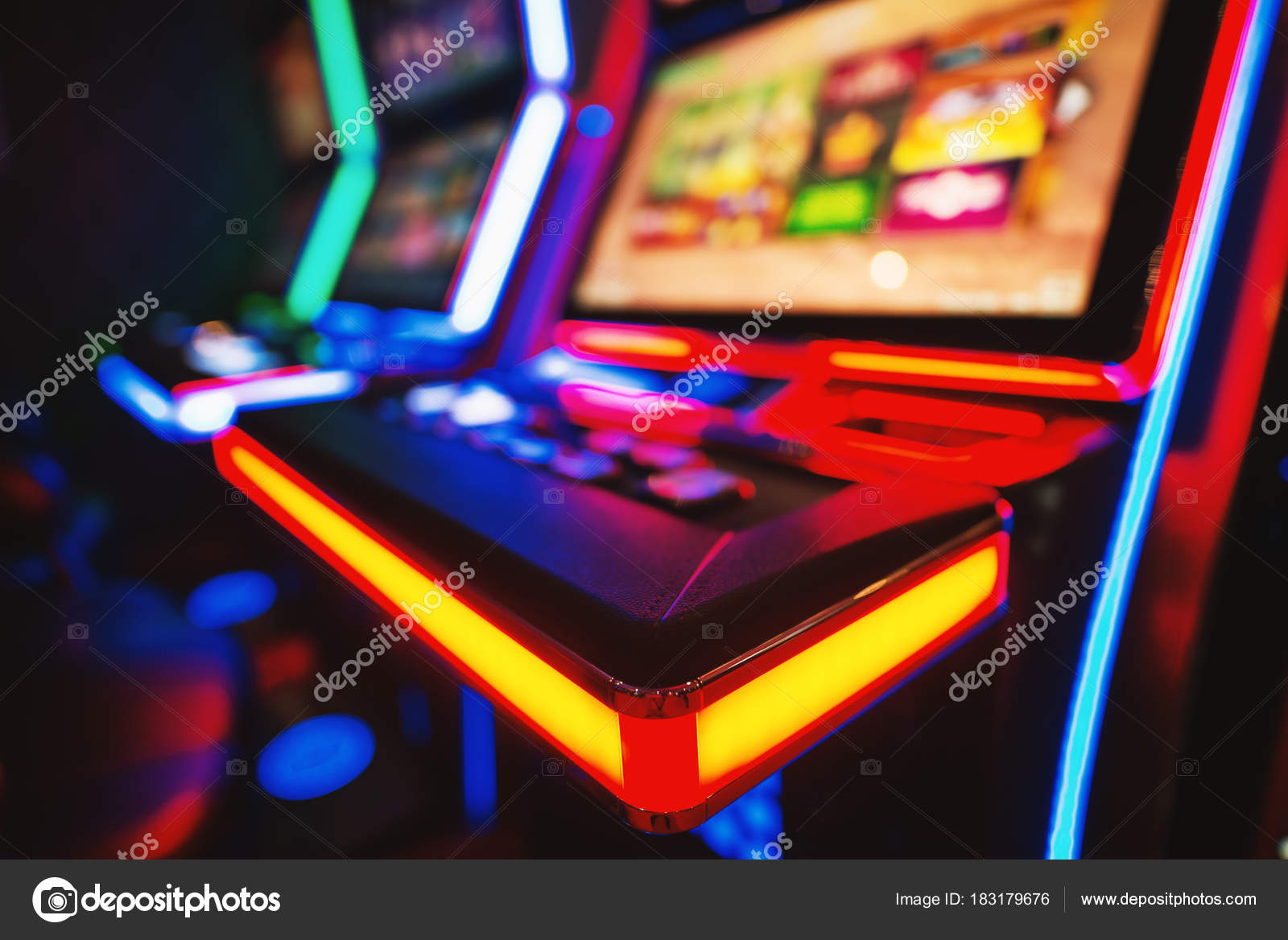игровые автоматы с картинками