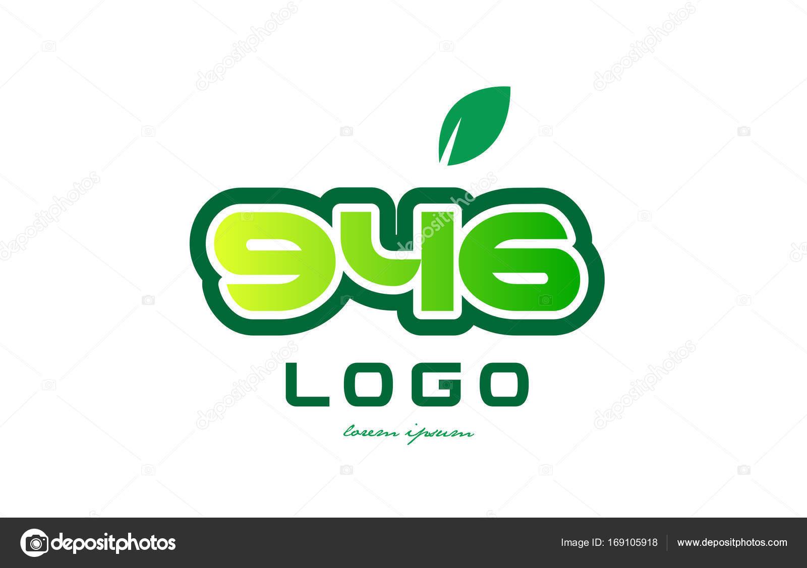 Diseño icono dígito numérico número 946 — Vector de stock ...