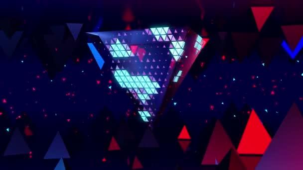 Geometrický trojúhelník v prostoru
