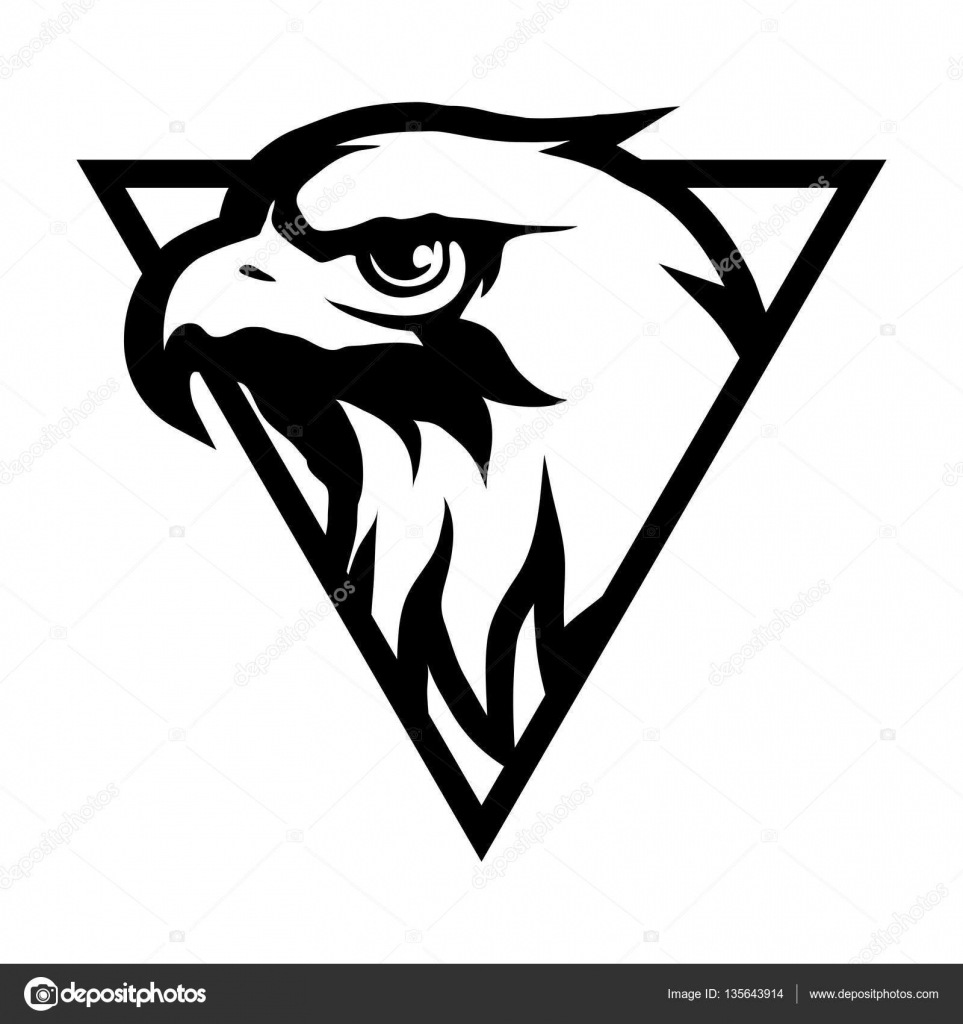 Eagle head logo stock vector korniakovstockgmail 135643914 eagle head logo stock vector biocorpaavc Gallery
