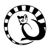 Lemur animal Logo