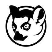Lemur head Logo