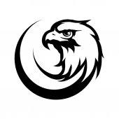 Logo della testa dellAquila