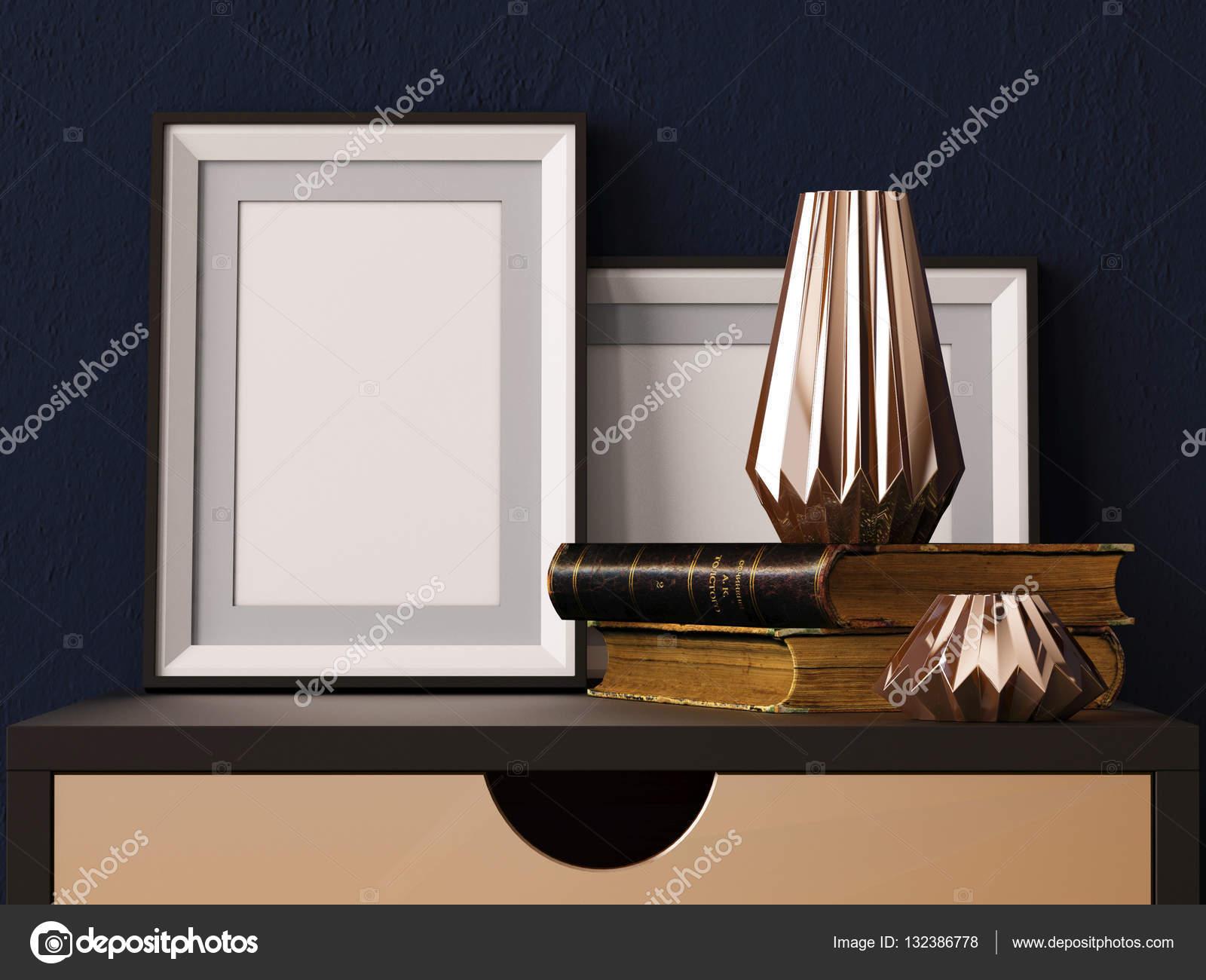 Decoratori duinterni su un tavolo u foto stock with - Decoratori d interni ...
