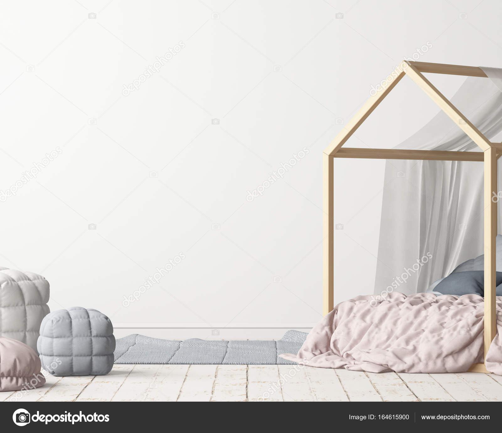 room in Scandinavian style — Stock Photo © FilL239 #164615900