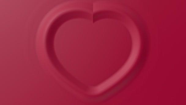 Animált háttér szív alakú megalakította a tovagyűrűző hatása. Gubancos vörös árnyalat. Varrat nélküli hurok élénkség. Több befest választások elérhető-ban tárcám.