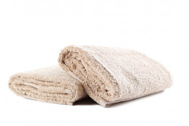 Beige Terry Towels