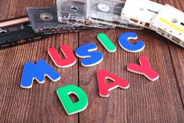 Inscription Music Day
