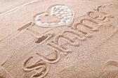 A tengeri kagylókból, homok írt szavak
