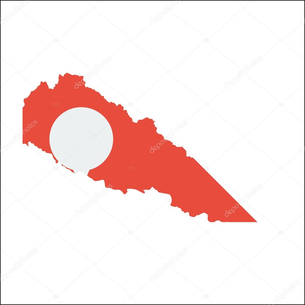 Nepal flag high resolution | Nepal high resolution map with ...