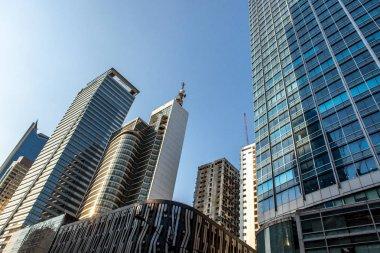 Metro Manila skyscrapers Makati