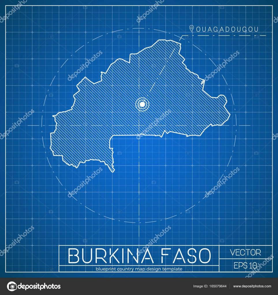 city maps ouagadougou burkina faso