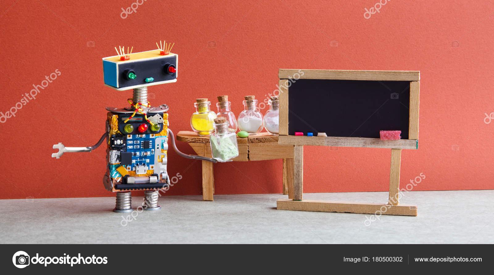 Fußboden Roboter ~ Pharamacy chemie labor forschungszentrum roboter mit chemischen
