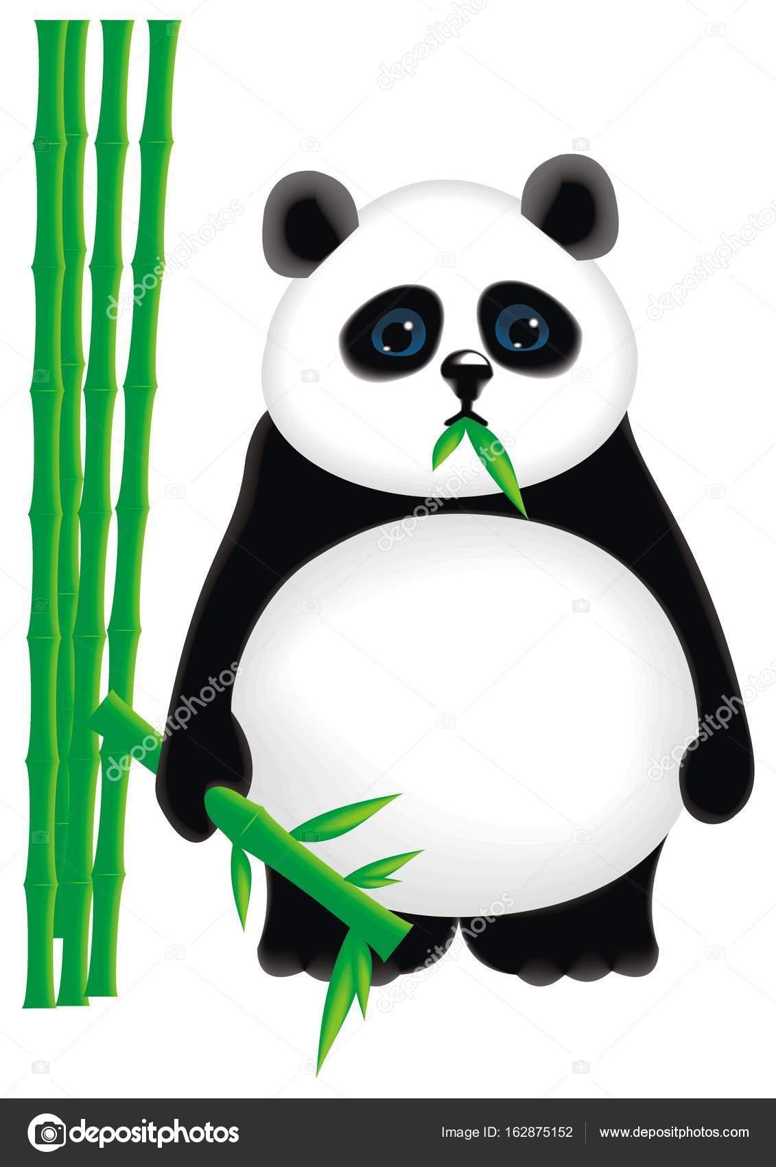 703bf5c0ac Διάνυσμα clip art panda — Διανυσματικό Αρχείο © kassim1964  162875152