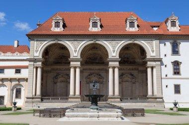 "Картина, постер, плакат, фотообои ""Зал Sala на Валленштейн дворца в Праге"", артикул 162088848"