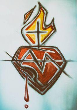 Jesus Christ Sacred Heart