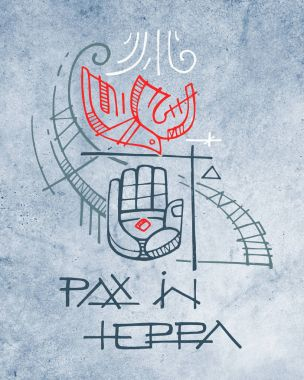 Religious christian symbols