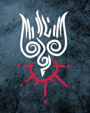 Holy Spirit religious symbol